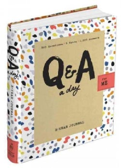 Q&A a Day for Me: A 3-year Journal for Teens (Notebook / blank book)