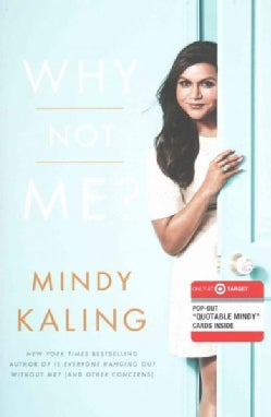 Why Not Me - Target Edition (Hardcover)