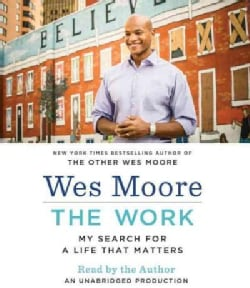 The Work: My Search for a Life That Matters (CD-Audio)