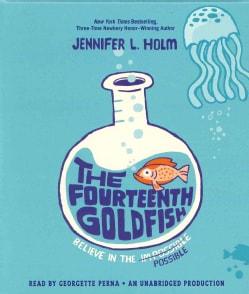 The Fourteenth Goldfish (CD-Audio)