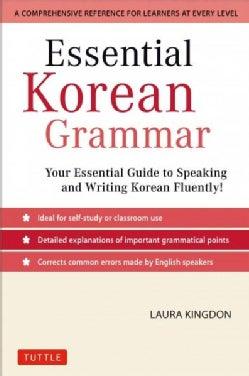 Essential Korean Grammar (Paperback)
