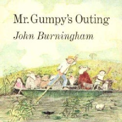Mr. Gumpy's Outing (Hardcover)