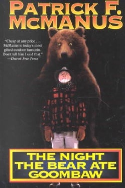 The Night the Bear Ate Goombaw (Paperback)