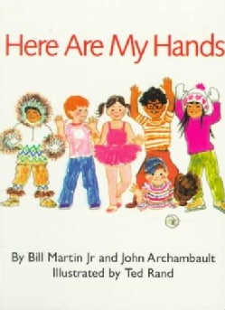 Here Are My Hands (Board book)