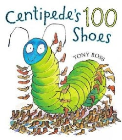 Centipedes 100 Shoes (Hardcover)