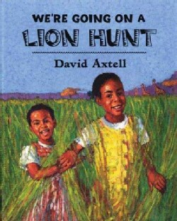 We're Going on a Lion Hunt (Paperback)