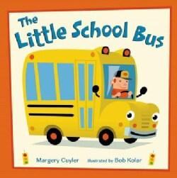 The Little School Bus (Hardcover)