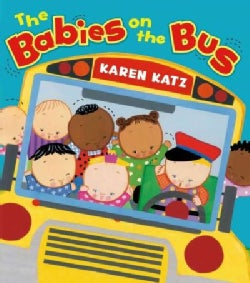 The Babies on the Bus (Board book)