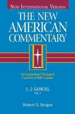 1, 2 Samuel: The New American Commentary (Hardcover)