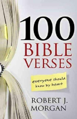 100 Bible Verses Everyone Should Know by Heart (Paperback)