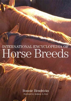 International Encyclopedia of Horse Breeds (Paperback)