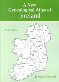 A New Genealogical Atlas of Ireland (Paperback)