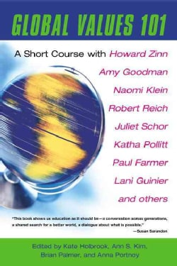 Global Values 101: A Short Course (Paperback)
