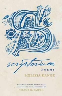 Scriptorium: Poems (Paperback)