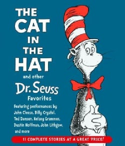 The Cat in the Hat and Other Dr. Seuss Favorites (CD-Audio)