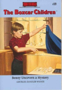 Benny Uncovers a Mystery (Paperback)