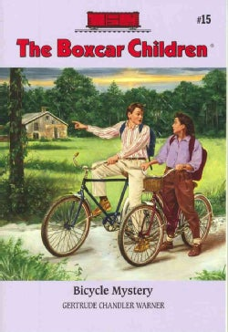 Bicycle Mystery (Paperback)