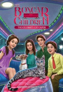 The Celebrity Cat Caper (Paperback)