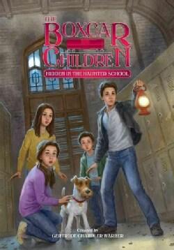 Hidden in the Haunted School (Hardcover)