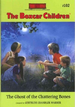 The Ghost of the Chattering Bones (Paperback)