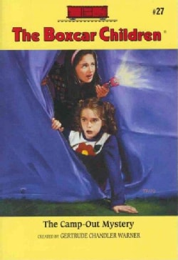 The Camp Out Mystery (Paperback)