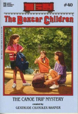 The Canoe Trip Mystery (Paperback)