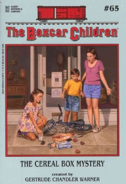 The Cereal Box Mystery (Paperback)