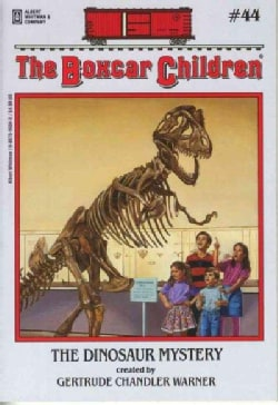 The Dinosaur Mystery (Paperback)