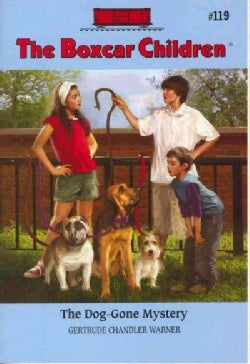 The Dog-Gone Mystery (Paperback)