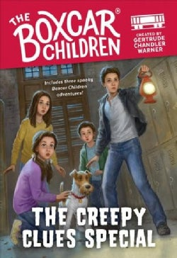 The Creepy Clues Special (Paperback)