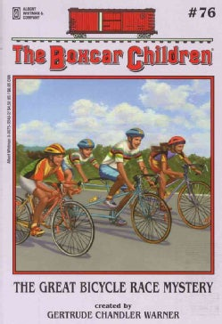 The Great Bicycle Race Mystery (Paperback)