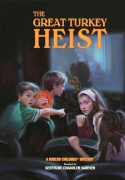 The Great Turkey Heist (Hardcover)