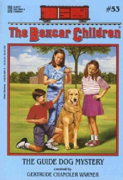 The Guide Dog Mystery (Paperback)