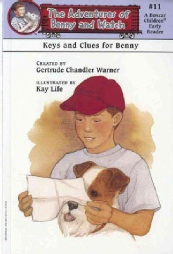 Keys and Clues for Benny (Paperback)