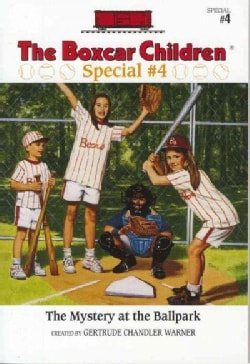 The Mystery at the Ballpark (Paperback)