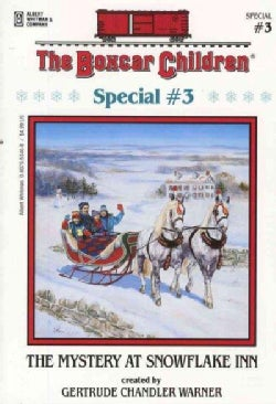 The Mystery at Snowflake Inn (Paperback)