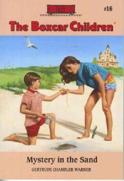Mystery in the Sand (Paperback)