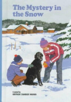 The Mystery in the Snow (Hardcover)