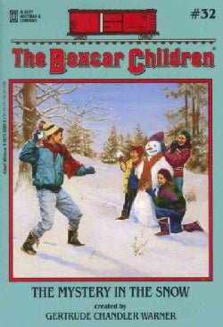 The Mystery in the Snow (Paperback)