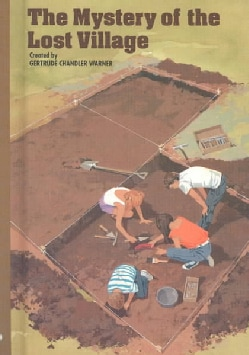 The Mystery of the Lost Village (Hardcover)