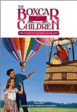 The Mystery of the Hot Air Balloon (Paperback)