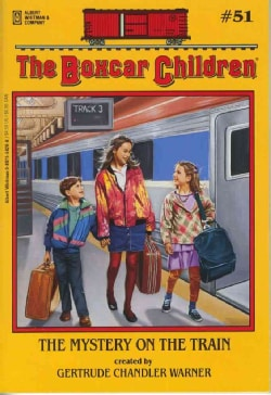 The Mystery on the Train (Paperback)