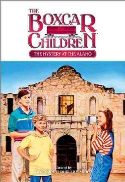 The Mystery at the Alamo (Paperback)