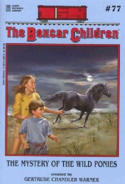 The Mystery of the Wild Ponies (Paperback)