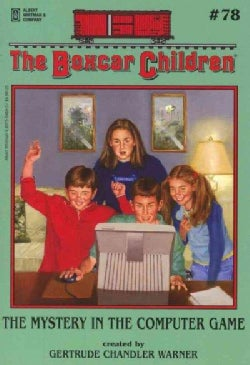 The Mystery in the Computer Game (Paperback)