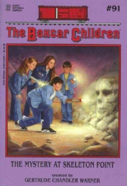 The Mystery at Skeleton Point (Paperback)