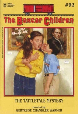 The Tattletale Mystery (Paperback)