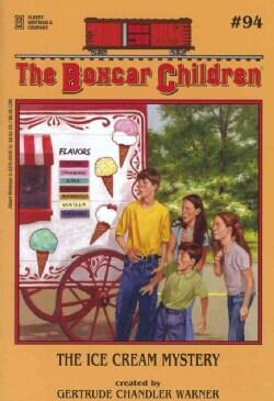 The Ice Cream Mystery (Paperback)