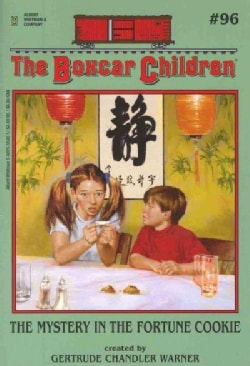 The Mystery in the Fortune Cookie (Paperback)
