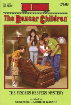 The Finders Keepers Mystery (Paperback)